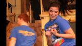Hampton High School rehearses 'Damn Yankees' - (5/25)