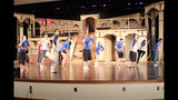 Hampton High School rehearses 'Damn Yankees' - (9/25)