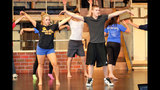 Hampton High School rehearses 'Damn Yankees' - (23/25)