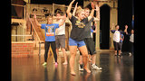 Hampton High School rehearses 'Damn Yankees' - (25/25)