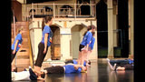 Hampton High School rehearses 'Damn Yankees' - (19/25)