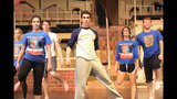 Hampton High School rehearses 'Damn Yankees' - (8/25)