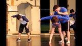 Hampton High School rehearses 'Damn Yankees' - (16/25)