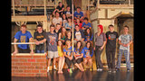 Hampton High School rehearses 'Damn Yankees' - (1/25)