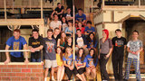 Hampton High School rehearses 'Damn Yankees' - (17/25)
