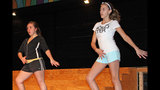 West Mifflin High School rehearses 'Smile' - (8/25)