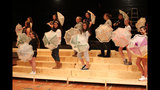 West Mifflin High School rehearses 'Smile' - (13/25)