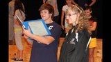 West Mifflin High School rehearses 'Smile' - (10/25)
