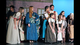 Seneca Valley High School rehearses 'Beauty… - (17/25)