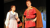 Seneca Valley High School rehearses 'Beauty… - (19/25)