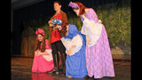 Seneca Valley High School rehearses 'Beauty… - (24/25)