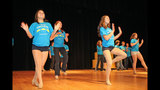 Hopewell High School rehearses 'Singin' in the Rain' - (3/25)