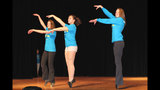 Hopewell High School rehearses 'Singin' in the Rain' - (20/25)