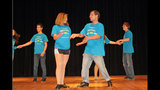 Hopewell High School rehearses 'Singin' in the Rain' - (5/25)