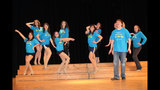 Hopewell High School rehearses 'Singin' in the Rain' - (10/25)