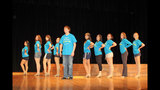 Hopewell High School rehearses 'Singin' in the Rain' - (9/25)