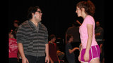 Pine-Richland High School rehearses 'The… - (4/25)