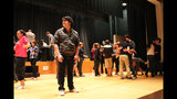 Pine-Richland High School rehearses 'The… - (17/25)