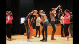 Pine-Richland High School rehearses 'The… - (18/25)