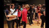 Pine-Richland High School rehearses 'The… - (23/25)