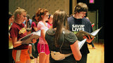 Pine-Richland High School rehearses 'The… - (15/25)