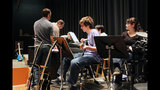 Pine-Richland High School rehearses 'The… - (14/25)