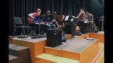 Pine-Richland High School rehearses 'The… - (16/25)