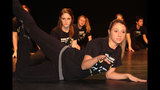Geibel Catholic High School rehearses 'Cats' - (25/25)