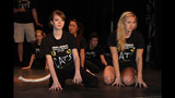 Geibel Catholic High School rehearses 'Cats' - (4/25)