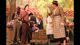 North Hills High School rehearses 'My Fair Lady' - (10/25)