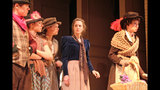 North Hills High School rehearses 'My Fair Lady' - (11/25)