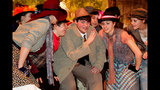 North Hills High School rehearses 'My Fair Lady' - (1/25)