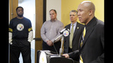 Hines Ward retires a Pittsburgh Steeler - (3/7)