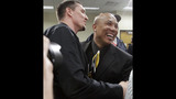 Hines Ward retires a Pittsburgh Steeler - (2/7)