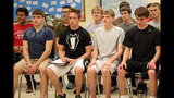 Carlynton High School rehearses 'The Drowsy… - (7/25)