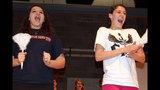 Carlynton High School rehearses 'The Drowsy… - (6/25)