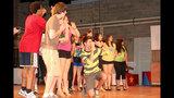 Carlynton High School rehearses 'The Drowsy… - (2/25)