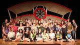 Carlynton High School rehearses 'The Drowsy… - (3/25)