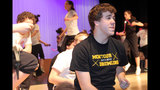 Montour High School rehearses 'Bye Bye Birdie' - (9/25)