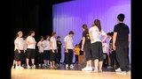 Montour High School rehearses 'Bye Bye Birdie' - (8/25)