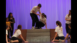 Montour High School rehearses 'Bye Bye Birdie' - (10/25)