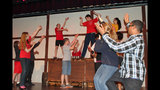 Penn Hills rehearses 'Beauty and the Beast' - (21/25)