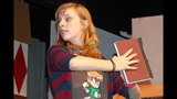 Penn Hills rehearses 'Beauty and the Beast' - (15/25)