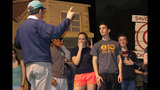 Woodland Hills High School rehearses 'Curtains' - (3/25)