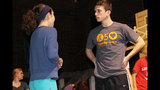 Woodland Hills High School rehearses 'Curtains' - (17/25)