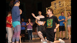 Woodland Hills High School rehearses 'Curtains' - (18/25)