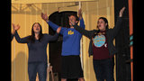 Woodland Hills High School rehearses 'Curtains' - (21/25)