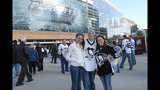 Game 1 of Pens vs. Flyers series: Fans, game - (15/25)