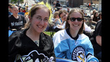 Game 3 of Pens vs. Flyers series: Fans watch… - (17/25)