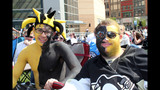 Game 3 of Pens vs. Flyers series: Fans watch… - (25/25)